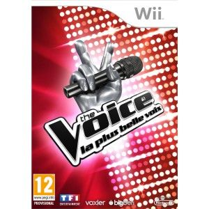 The Voice : La Plus Belle Voix + 2 Micros [Wii]
