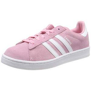 Adidas Campus C, Chaussures de Fitness Mixte Enfant, Rose (Rosa 000), 34 EU