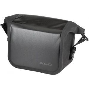 XLC BA-W34 Handlebar Bag waterproof, black Sacoches pour guidon