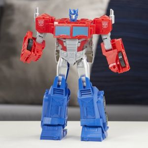Hasbro Figurine Optimus Prime Ark Power 30 cm - Transformers Cyberverse