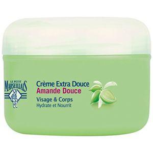 Le Petit Marseillais Crème extra douce visage/corps Amande Douce