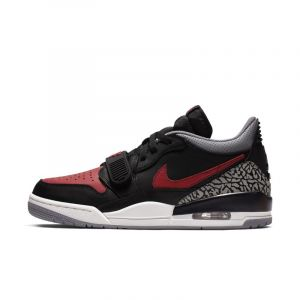 Nike Chaussure Air Jordan Legacy 312 Low pour Homme - Noir - Taille 41 - Male