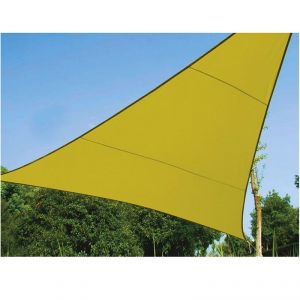Voile d'ombrage triangle 3,6 m