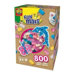 Ses Creative Funmais Eco : Mix de 800 pièces