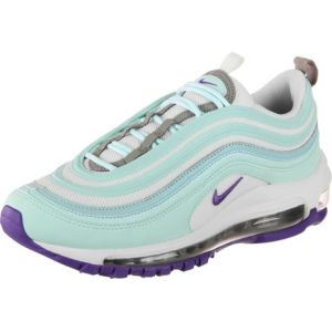 Nike Air Max 97 chaussures Femmes turquoise blanc T. 38,5