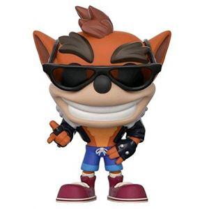 Funko Crash Bandicoot idée Cadeau, Statues, à Collectionner, Comics, Manga, série TV, Multicolore, 25647