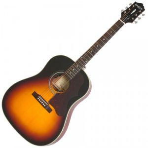 Epiphone J-45ME Guitare acoustique Vintage Sunburst Satin