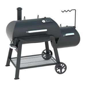 Landmann Vinson 500 - Barbecue charbon de bois Fumoir