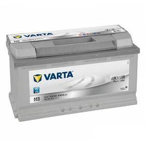 Varta Batterie H3 Silver Dynamic 100 Ah - 830 A