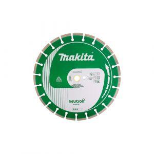 Makita Disque diamant neutron enduro standard diamètre 300 mm pour découpeuse thermique B-17631