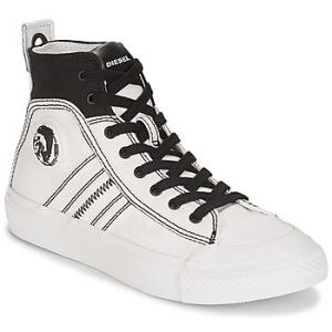 Diesel Baskets montantes S-ASTICO MID LACE W blanc - Taille 36,37,38,39,40,41