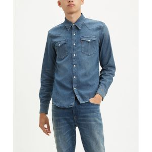 Levi's Barstow Western - Chemise - bleu jean