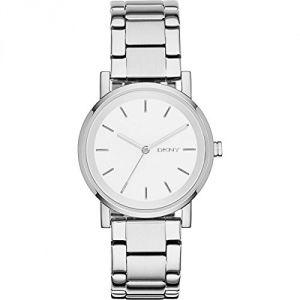 DKNY NY2342 - Montre pour femme avec bracelet en acier
