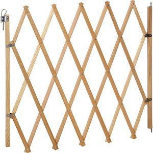 IB-Style Barrière de sécurité Lin 60-108 cm