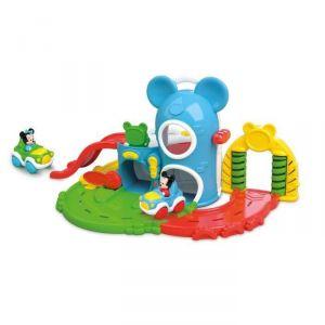 Clementoni Le garage d'activités Baby Mickey