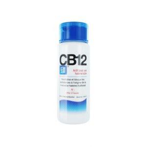 CB12 Bain de bouche haleine fraîche à la menthe