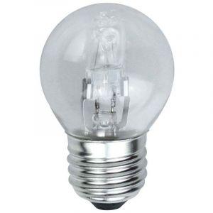 Kanlux Lot de 5 Ampoules halogene sphérique 37W (28W) grand culot à vis e27 de