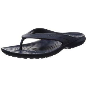 Crocs Classic, Tongs - Mixte Adulte - Bleu (Navy) - 45-46