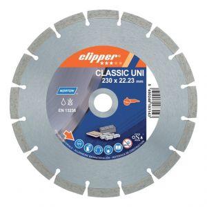 Norton clipper Disque à tronçonner diamant 230x1.0x22.2 Flexovit