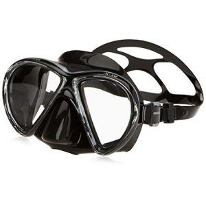 Mares X-Vu Masque de plongée Noir