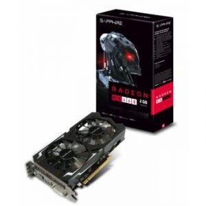 Sapphire Technology 11257-10-20G - Carte graphique Radeon RX 460 2 Go GDDR5 PCIe