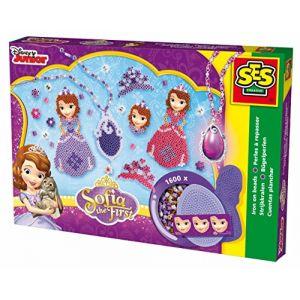 Ses Creative Boite de perles à repasser : Princesse Sofia