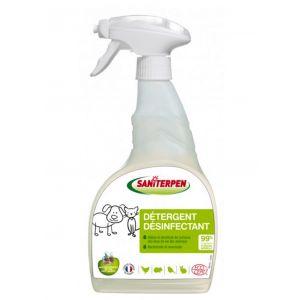 Saniterpen Détergent désinfectant Ecocert (750ml)