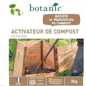 Botanic Activateur de Compost 3 Kg (261616)