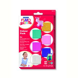 DTM Fimo Kids Pack 6 couleurs