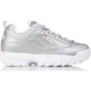 FILA Chaussures Basket Femme Disruptor M Argenté - Taille 37,38,39,40,41