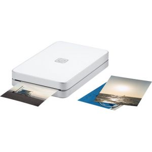 LifePrint - Imprimante couleur zinc Bluetooth