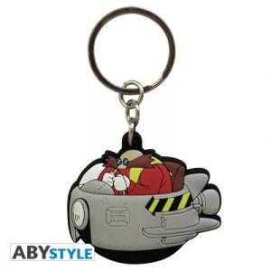 Abystyle Porte-clés - Sonic - Robotnik