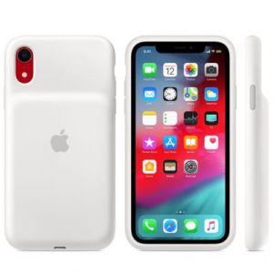 Apple Coque avec batterie iPhone Xr Batterie intégrée Blanc