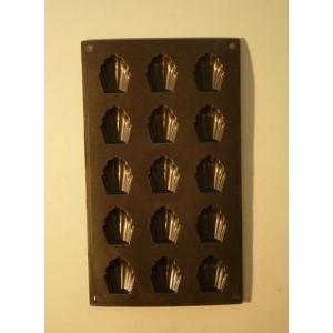 Patisse 19231 - Moule à 15 mini madeleines flexible