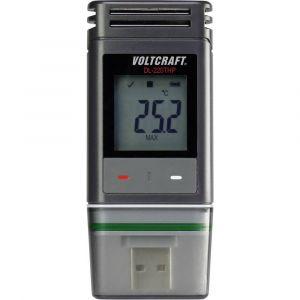 Voltcraft Enregistreur de donnée, température -30 à +60 °C, humidité 0 à 100 % RH, pression atmosphérique 300 à 1200 hPa VOLTCRAF
