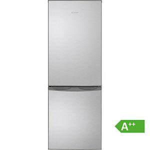 Bomann KG 320.1 - réfrigérateur-congélateur Acier inoxydable