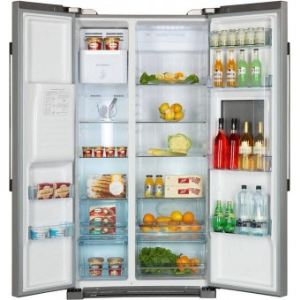 Haier HRF-628AF6 - Réfrigérateur américain
