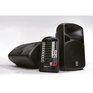 Yamaha Stagepas 600i -  Système de sonorisation portatif