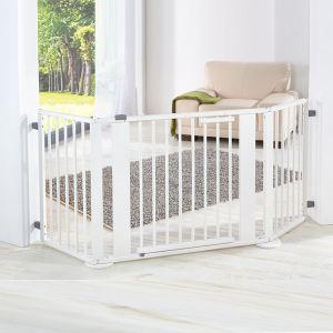 Geuther Kit 2 barrières de protection bébé (100-180 cm)