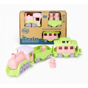 Kanaï Kids Le Train rose Green Toys (6 pièces)