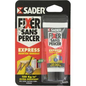 Sader Fixer sans percer invisible - Tube 55 ml