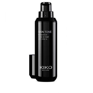 Kiko Skin Tone Foundation Fond de Teint SPF 15 - 30 ml