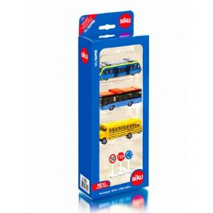 Siku 6303 - Coffret transport en commun