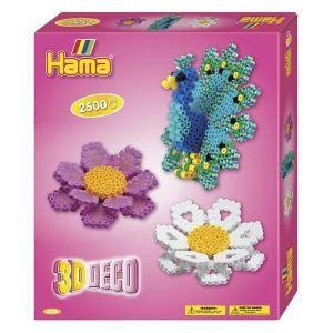"""Hama Boîte de perles moyennes """"3D Deco"""""""