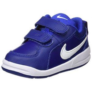 Nike Pico 4 (TDV), Sneakers Basses Bébé Garçon, Bleu (Deep Royal Blue/White-Game Royal 409), 22 EU