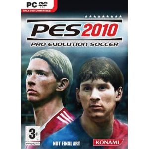 PES 2010 : Pro Evolution Soccer [PC]