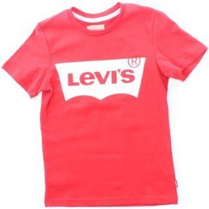 Levi's T-shirt enfant n91004h rouge - Taille 8 ans,10 ans,12 ans,14 ans,16 ans