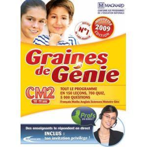 Graines De Génie : CM2 - 2008/2009 [Windows]