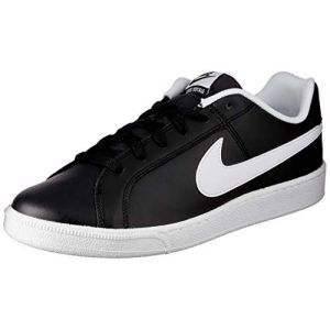 Nike COURT ROYALE-BLACK/WHITE