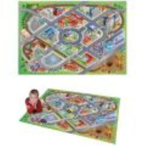 Flashmat Tapis Circuit District (100 x 150 cm)